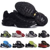 Top Cheap Mens Womens Shoes Rainbow Green TN Ultra Sports Requin Sneakers air Caushion Running shoes 36 46