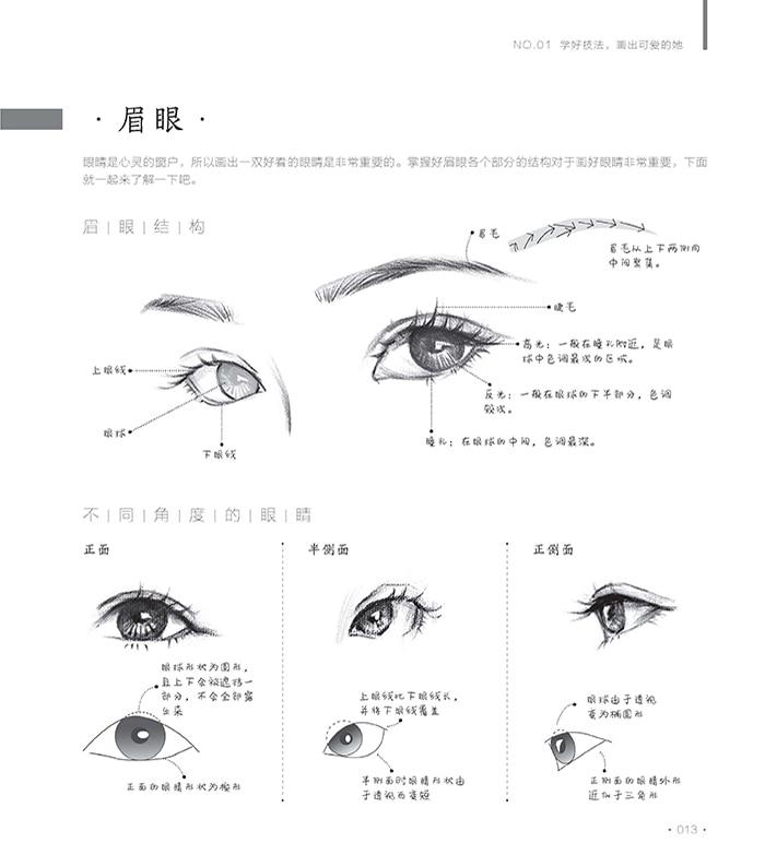 Lápis de Desenho Livro Tutorial Livro de Técnicas de Pintura Figura