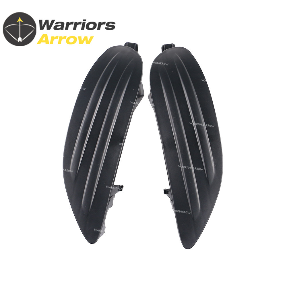 5212802200 5212702170 Car ABS Front Bumper Fog Light Lamp Frame Cover Grille For Toyota Corolla 2005 2006 2007 2008