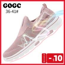 GOGC 2021 Women's Shoes Summer Shoes For Women Sneakers Women's Slip on Women's Flat Shoes Women's Sports Shoes snikers G6552