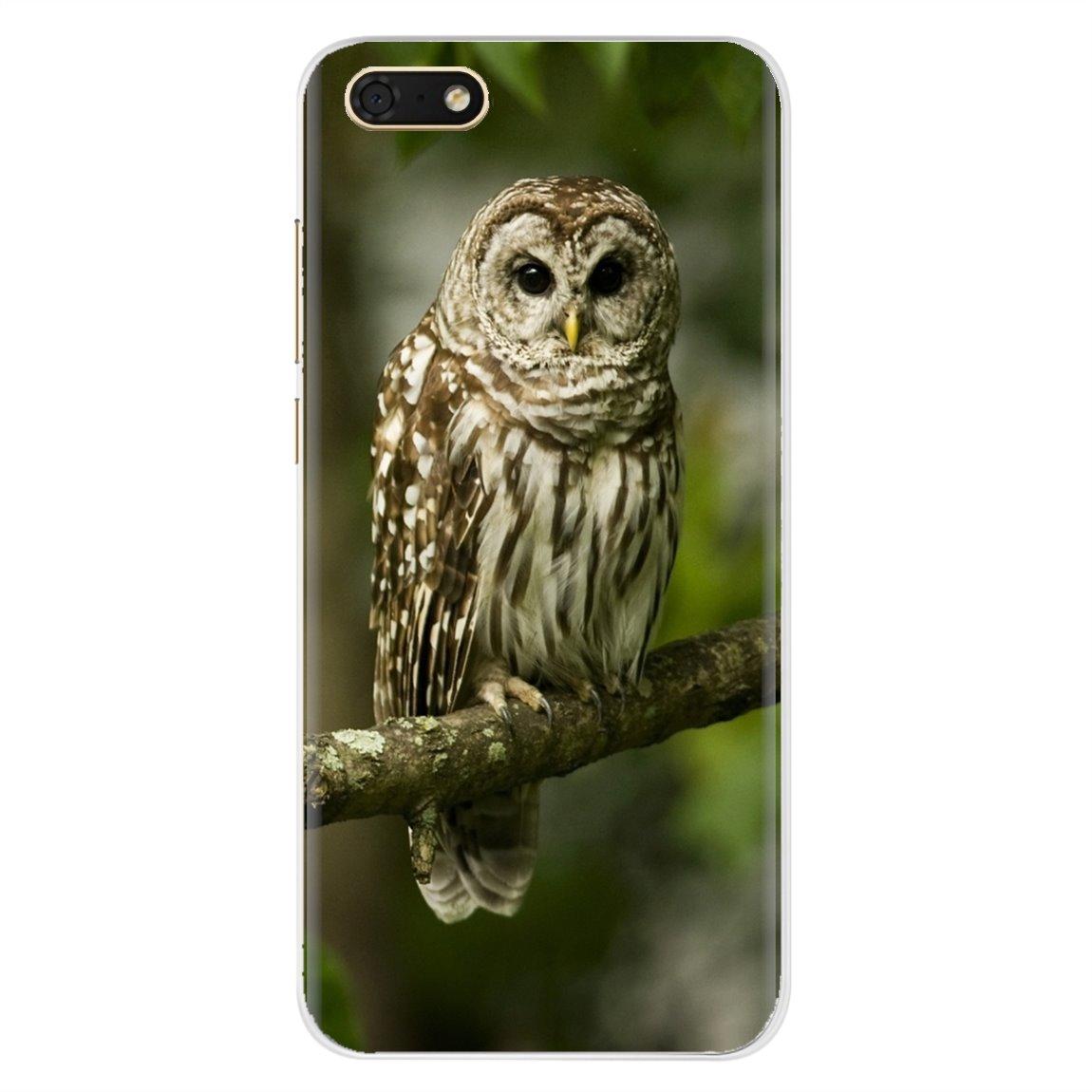 animals birds owl Trees phone wallpaper For Samsung Galaxy J1 J2 J3 J4 J5 J6 J7