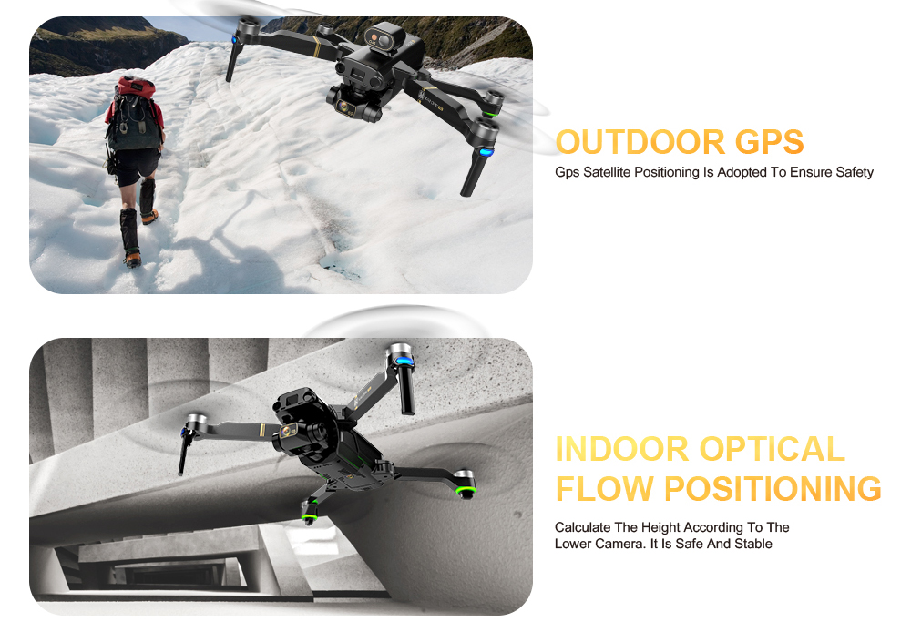 H6b7290487c8c4613b7b3eb8e5ddb336dc - KAI ONE MAX GPS Drone 4K Camera 5G FPV WiFi Laser Obstacle Avoidance Altitude Hold Brushless RC Quadcopter Profesional Dron
