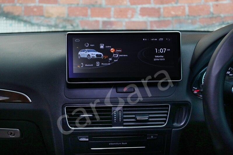 RHD Q5 screen 1 carsara