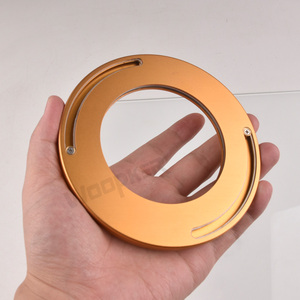 Precision Math Measuring Ruler Stainless Steel Round Adjustable Size DIY Drawing Circle Tool Work Learning Rotating Stationery