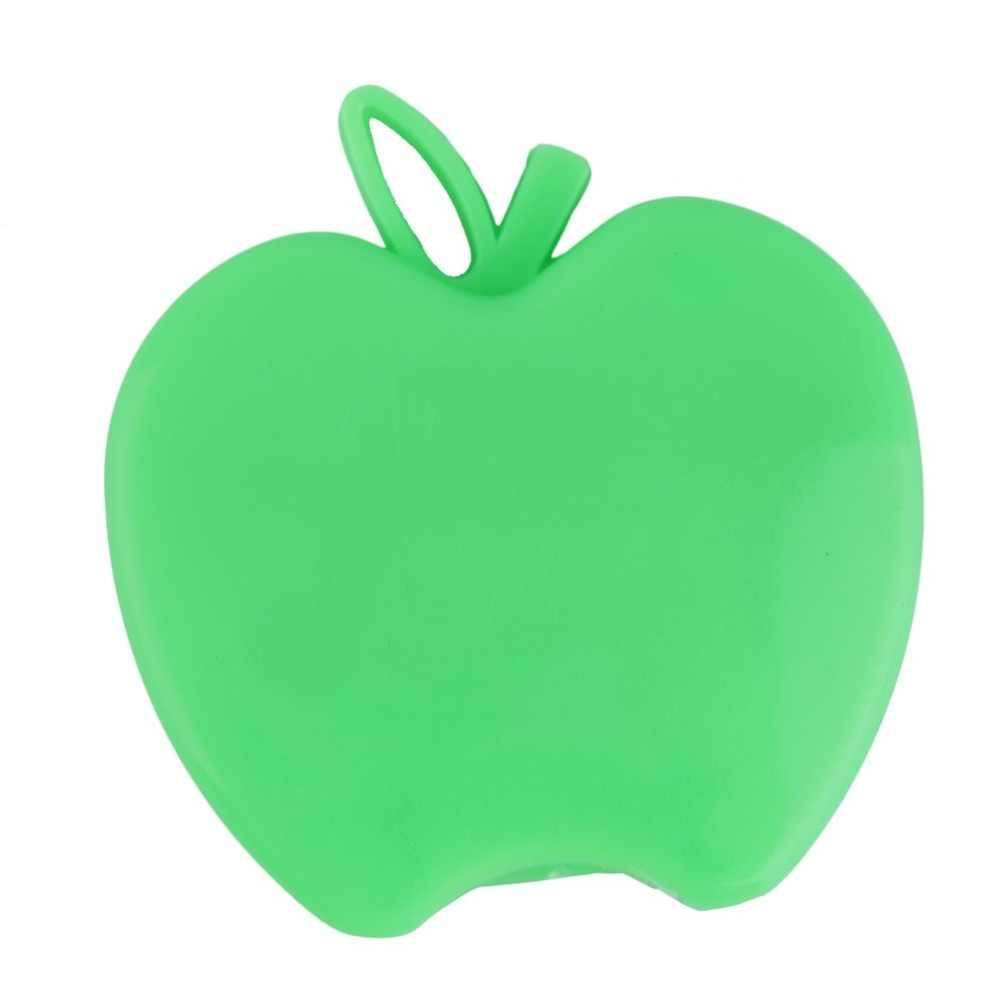 2018 Pop Baru 2Pcs Mini Lucu Stainless Steel Dilipat Apple Berbentuk Buah Pengupas Dapur Alat Panas dan Toko Kitchen pembantu
