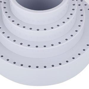 Image 5 - מקצועי מסתובב עגול צורת מקדח אחסון מקרה טחינת כלי טיפ Stand ארגונית תכשיטי ביצוע כלי עבור Jeweler