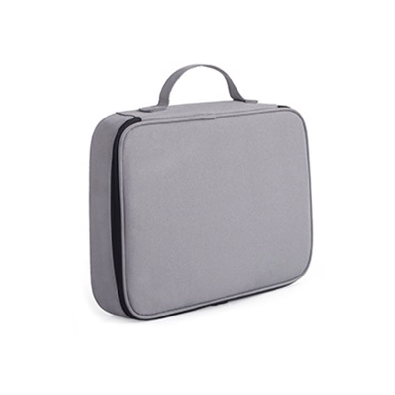 Document Ticket Storage Bag Waterproof Large Capacity For Home Office Travel DXAC