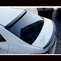 Lsrtw2017 for Toyota Corolla E210 Car Roof Spoiler Trims Decorative Interior Accessories Mouldings 2019 2020