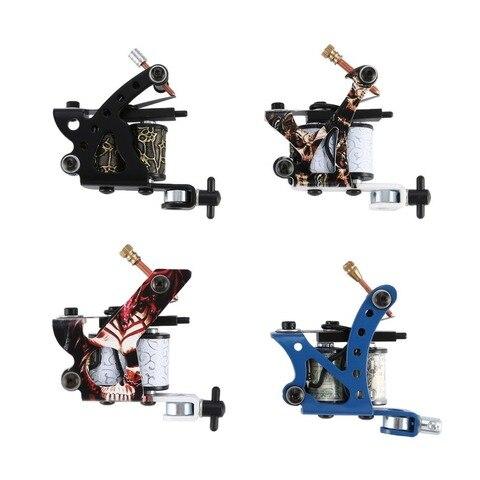 2019new 4 pro maquina de tatuagem kit