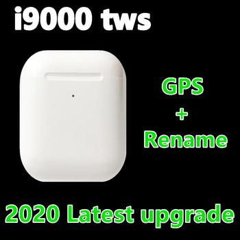 2020 nowy oryginalny i9000 tws bezprzewodowy zestaw słuchawkowy Bluetooth 1 1 wykrywanie w uchu 1536u inteligentny czujnik pop-up zestaw słuchawkowy Bluetooth tanie i dobre opinie abay Dynamiczny wireless Ucho 110±3dBdB 0Nonem Do Internetu Bar Do Gier Wideo Dla Telefonu komórkowego Słuchawki HiFi
