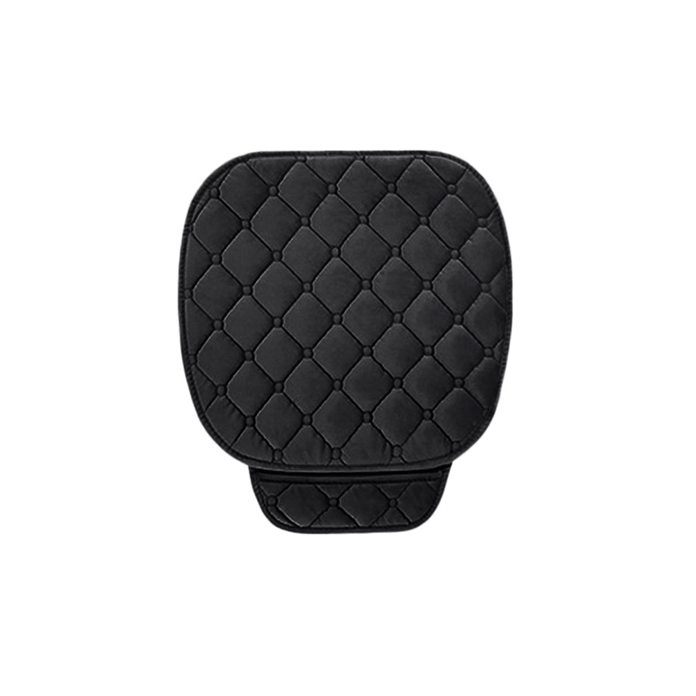 Car Seat Cover Winter Warm Seat Cushion Anti-slip Universal Front Chair Seat Pad for Vehicle Auto Car Seat Protector