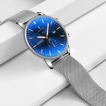 Luxury Watch Men Watch Blue Dial Design