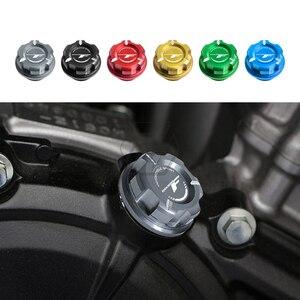 Image 1 - Suzuki GSX650F GSX 650F 2008 2016 오토바이 액세서리 엔진 필러 오일 캡