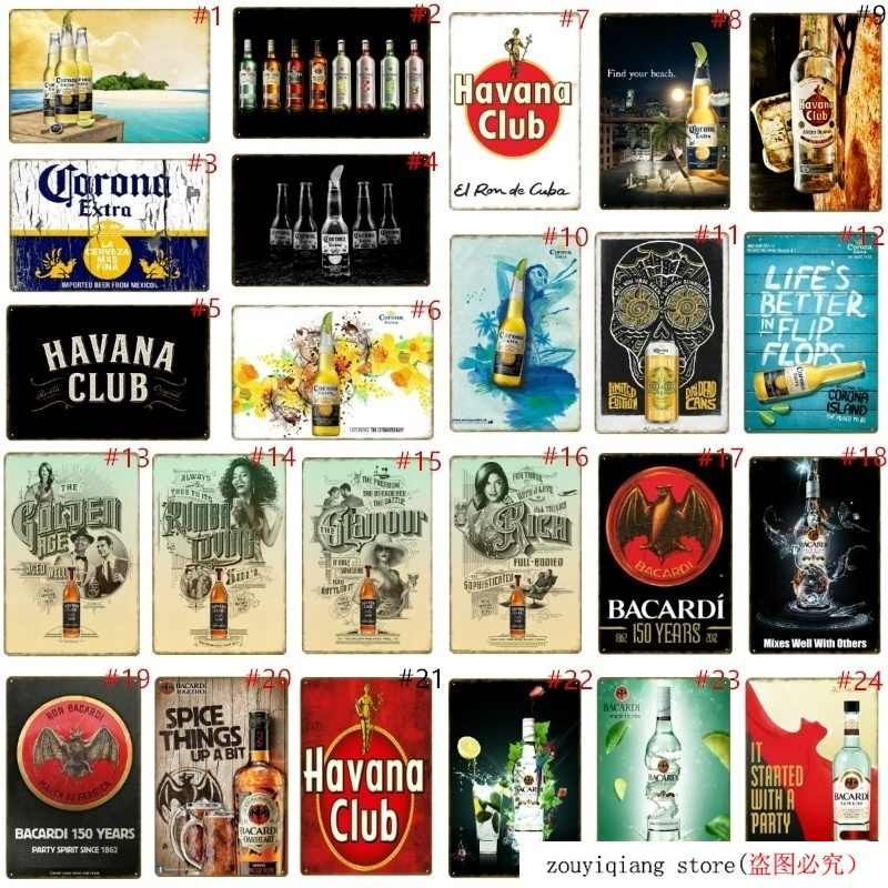 Alchohol Advertising Sign Bacardi Rum 1862 90x150cm Black//White//Red Flag