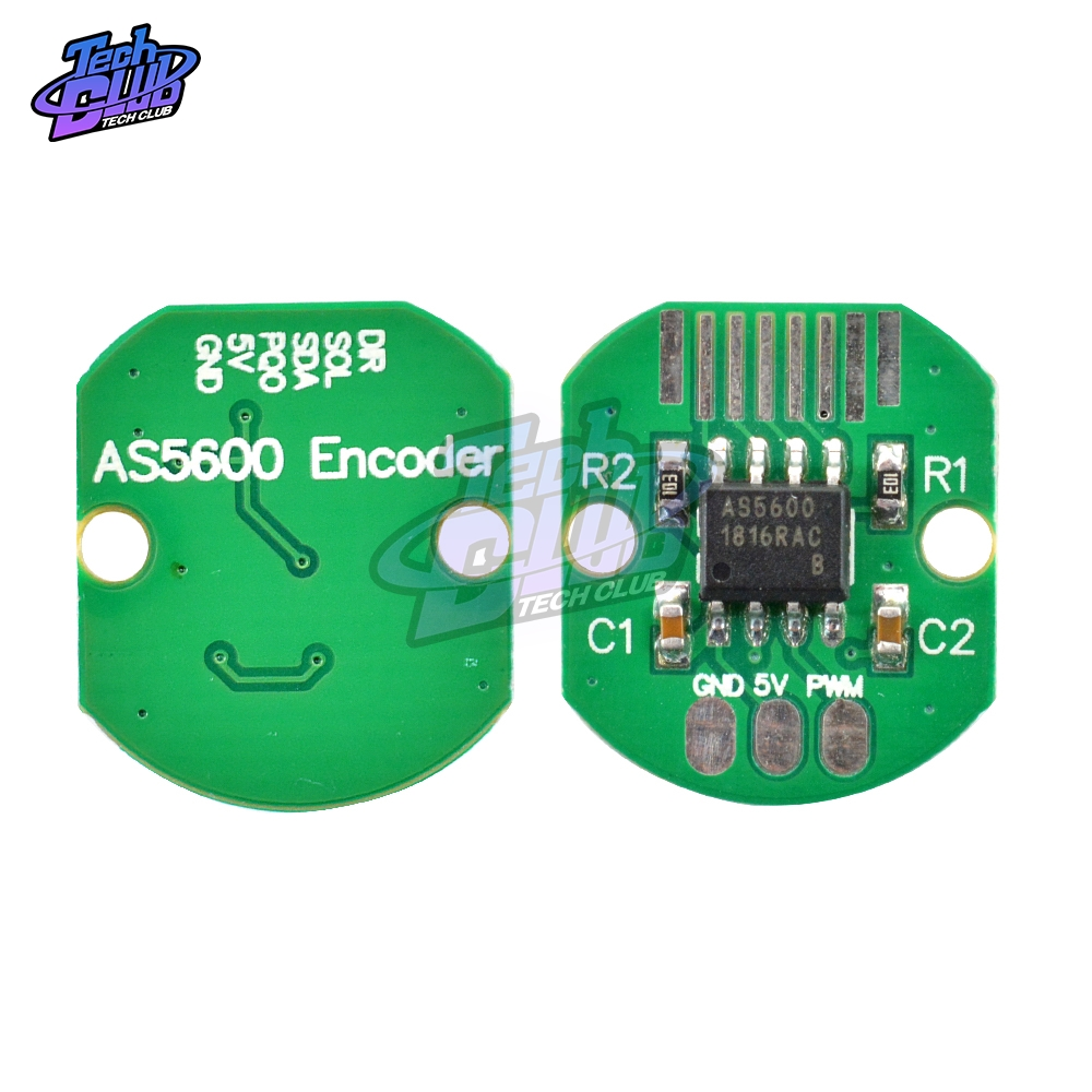 Image 5 - AS5600 Absolute Value Encoder PWM I2C Port High Precision 12 Bit Brushless Gimbal Motor Encoder-in Instrument Parts & Accessories from Tools
