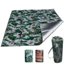 3.5MM Thicken Picnic Mat Beach Blanket Waterproof Mat Blanket Ground Mattress Outdoor Picnic Camping Tent Mat Moisture Pad X87A