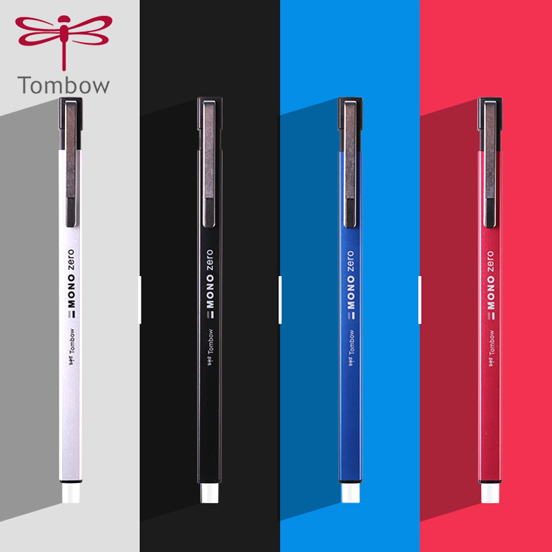 Japan Tombow MONO EH-KUM Zero Pen Pressing Eraser Square Head Eraser Drawing Pen Square Refill