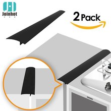 2 pcs/Lot Silicone Stove Counter Gap Cover Flexible Silicone Gap Covers Seal The Gap платье gap gap ga020ewakpv0