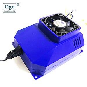 Image 3 - OGO PROE30 akıllı LCD PWM dinamik ile çalışan motor HHO yakıt tasarrufu
