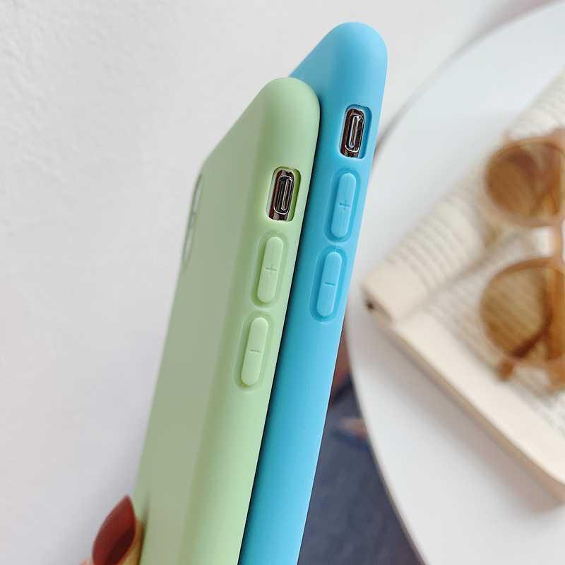 Sang Trọng Ốp Lưng Dẻo Silicone Huawei P Smart Plus Ốp Lưng TPU Ốp Lưng Điện Thoại Huawei Nova 5 Pro Nova 4E 3E 3i 3 4 Ốp Lưng Coque