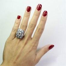 Хип хоп/Рок серебряные ювелирные изделия для унисекс кольцо
