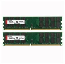 8gb kit 2x 4gb PC2-6400 DDR2-800MHZ ram 1.8v sdram da memória do desktop de 240pin amd apenas para amd não para o sistema intel