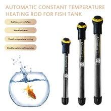 Tige de chauffage pour Aquarium, 100-300W, température réglable, Thermostat pour Aquarium, Aquarium