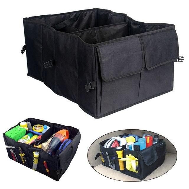 Car Care protección ordenado de Almacenamiento para Organizador De Bolso Para Vw Polo Mk4 9N