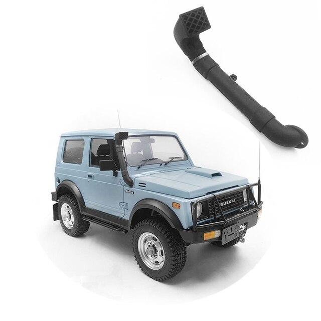 Rc jouets voiture carrosserie Wading tuba modèle assemblage pour 16 échelle CAPO SIXER samouraï JIMNY télécommande jouet camion accessoire