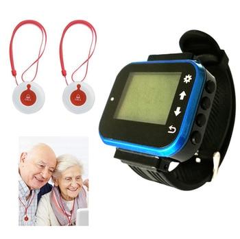 цены Caregiver Pager Wireless Calling System Wireless Nurse Calling System Wireless Emergency Calling system for Elder Patient