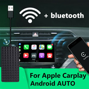 Car Navigation With The Same Screen Carplay Wireless Bluetooth Connection Mobile Phone Projection Screen Module For Android IOS