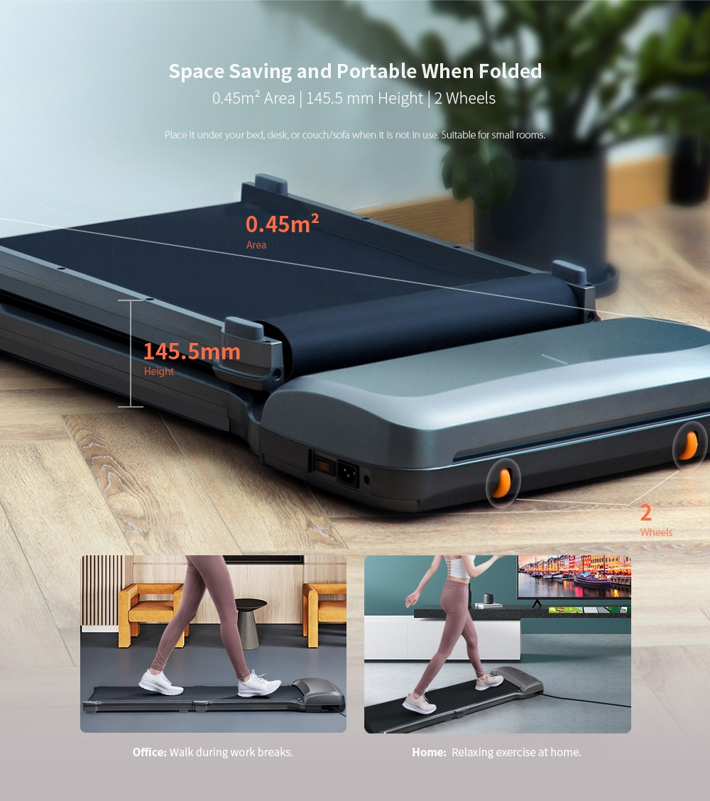 WalkingPad C1 Smart APP Control Folding Walking Pad Mini Ultra-thin Walking Pad Machine Outdoor Indoor Gym Electrical Gym Fitness Equipment_007