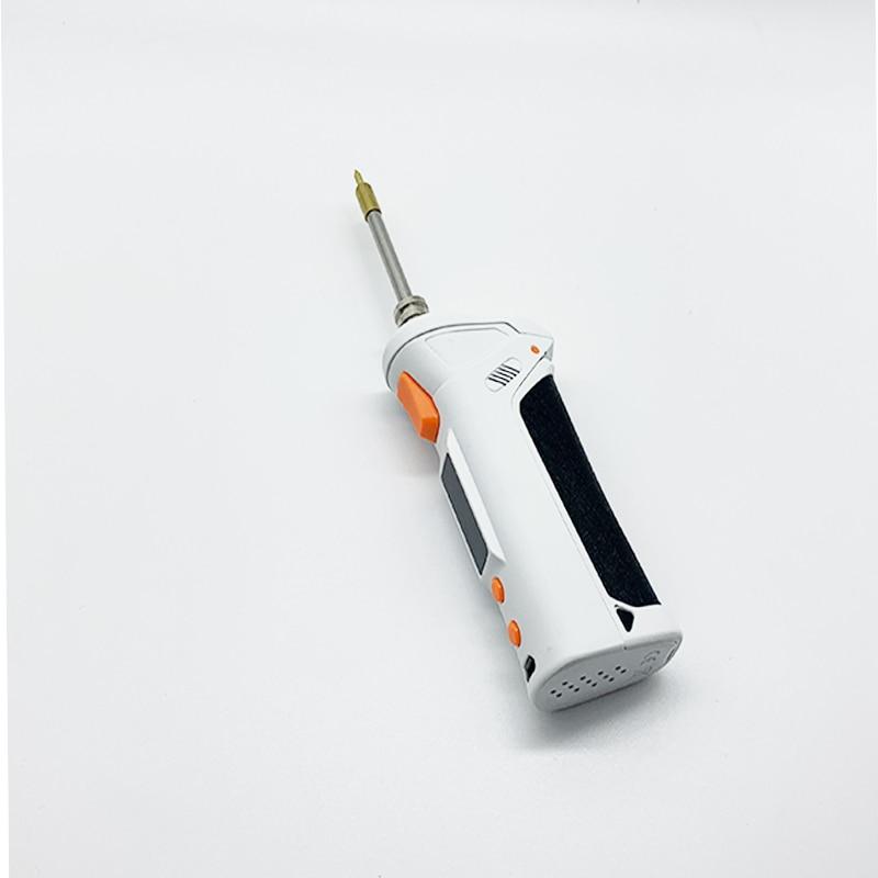 Station Solder Electric Smart Repair 75W Soldering Lithium Iron DIY Adjustable Soldering Portable Kit Iron Battery Electronic