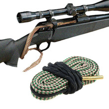 Barrel Calibre Cleaner Gun Bore Cleaner 9mm Portable Hunting And Equipment Durable Airsoft Accessories Barrel Cleaner