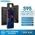 4000717900880 - DOOGEE S95 IP68 Modular resistente teléfono móvil 6,3 pulgadas pantalla Helio P90 Octa Core 6GB 128GB 48MP Triple Cámara Android 9,0 de 5150mAh