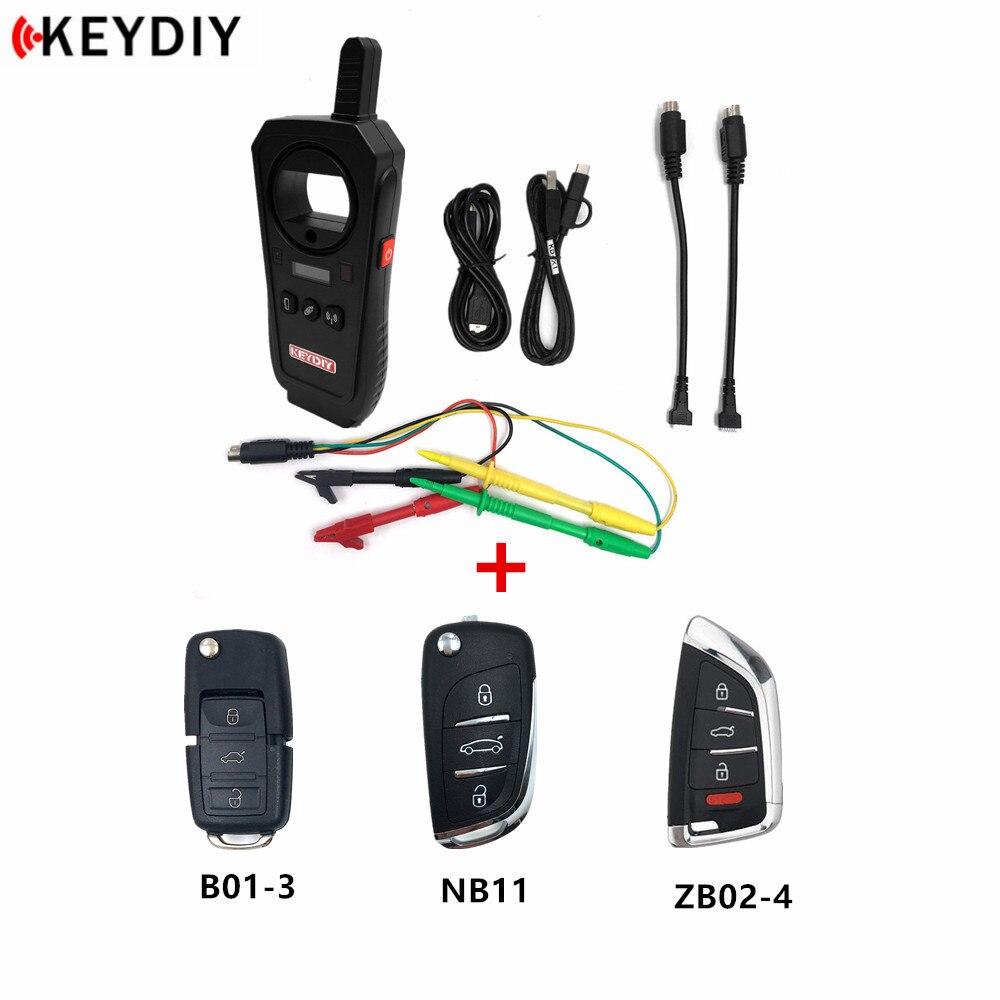 Оригинальный KEYDIY KD-X2 удаленное устройство Unlocker ключ генератор 96 бит 48 транспондер чип-копир с коллектором данных и NB/ZB пульт дистанционного ...