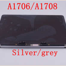 Lcd-Screen-Display-Assembly Laptop A1708 for Retina 13-Full-Complete Gray Space Silver