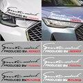 1 шт. наклейка на капот автомобиля Автомобильная наклейка автомобильная наклейка для Subaru XV Legacy Impreza WRX STI Forester SH SG SJ SG5 SF5 Legacy Outback