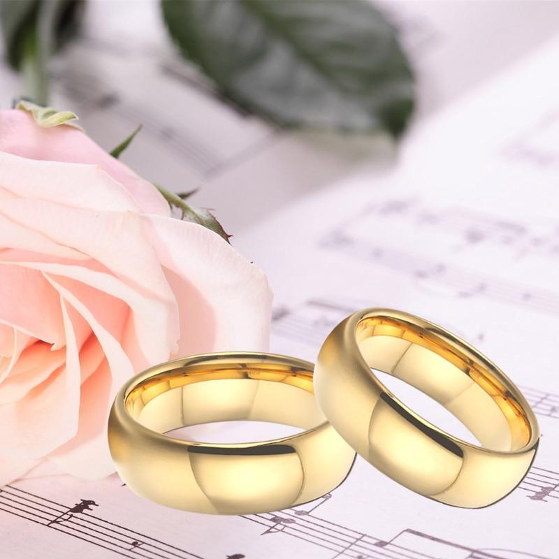 Volfram Zərgərlik LOVE Alliance evliliyi Toy cütü Üzüklər - Moda zərgərlik - Fotoqrafiya 5