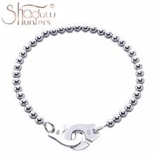 SHADOWHUNTERS Romantic Women Bracelets Handcuff Charms Menot