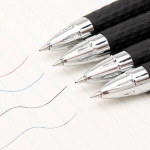 Image 2 - Ручка гелевая двухшариковая одношариковая, 0,5 мм, 12 шт./лот