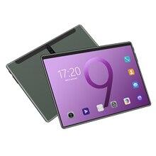 Планшетный ПК 10,1 дюймов Android Google Play 3G телефон планшетный ПК WiFi Bluetooth GPS закаленное стекло 10 дюймов онлайн класс Essential