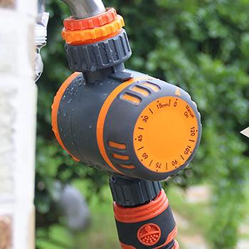 Podlewanie ogrodu zegar automatyczny mechaniczny elektroniczny wodomierz domowy nawadnianie ogrodu wyłącznikiem czasowym System Tap Timer tanie i dobre opinie Ac pro Ogród wodny timery Z tworzywa sztucznego 2847848