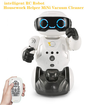 Smart Robot Can Sing Dance, Tell Stories, Sweep Remote Control Robot Toys, Smart Follow Gesture Sensing Robot Toys For Children
