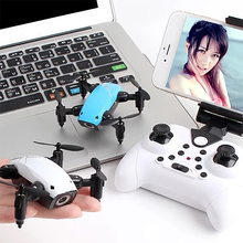 S9HW Mini Drone With Camera HD Foldable four-axis RC Quadcopter Altitude Hold Helicopter WiFi FPV hover one key return no head s9hw mini drone with camera hd s9 no camera foldable rc quadcopter altitude hold helicopter wifi fpv micro pocket drone
