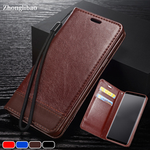 Flip Leather Case for Samsung Galaxy S10 S9 S8 Plus S10e S7 S6 Edge Note 10 9 8 A7 2018 Luxury Card Wallet Magnetic Book Cover