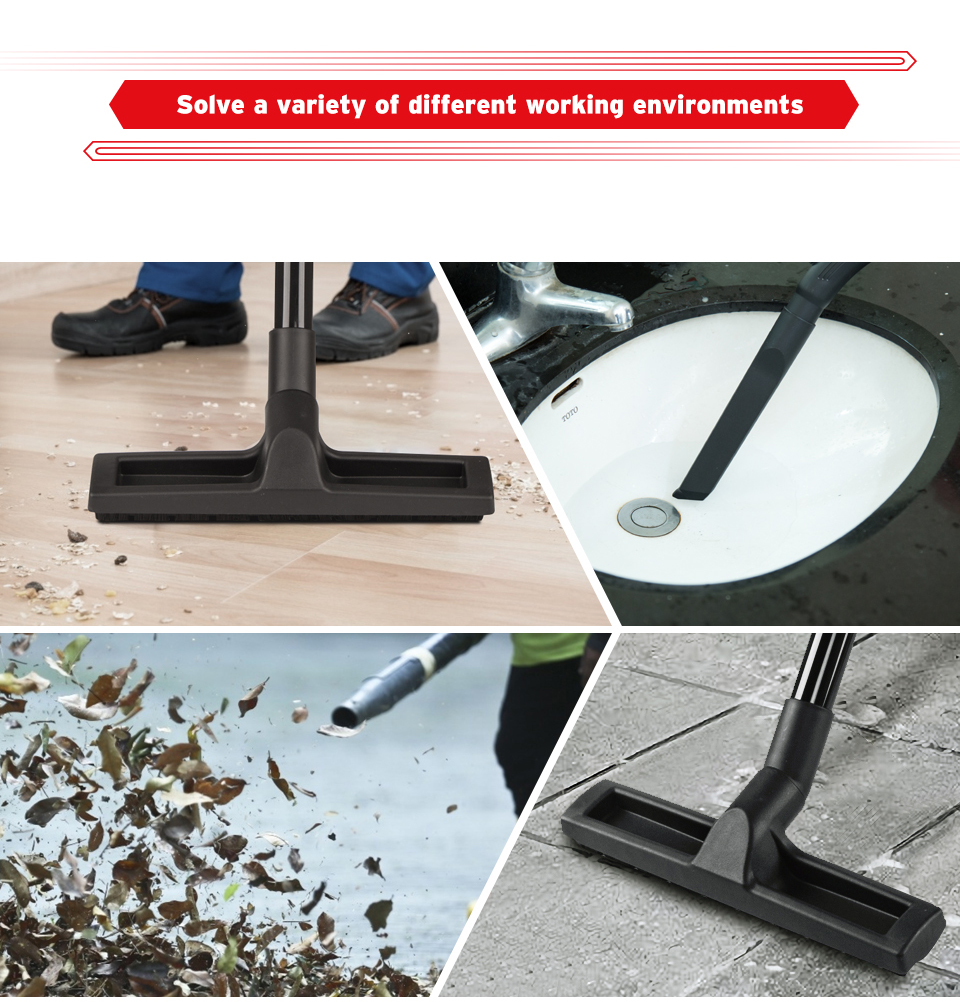 solve a variety of different working environments