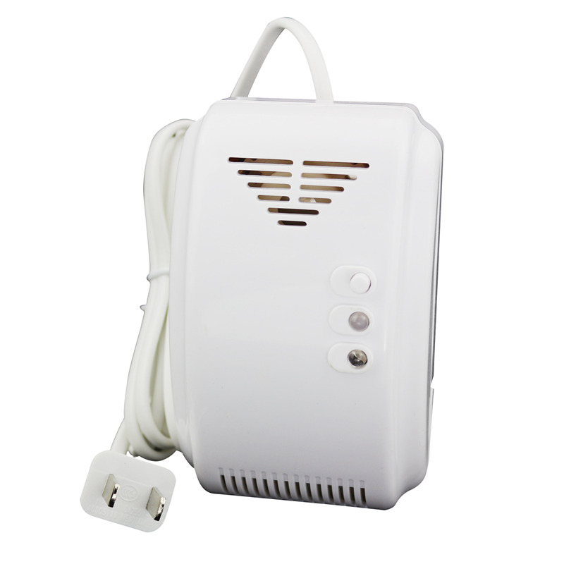 BRJ-501AD Household Gas Detector LPG Gas Alarm Fire Alarm