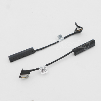 SATA Hard Drive HDD Cable Adapter Connector for  Dell vostro 14 5459 0NF3MW NF3MW DD0AM8HD000 px60024 for dell vostro 260s inspiron 620s optiplex 7010 dt hard drive caddy tray