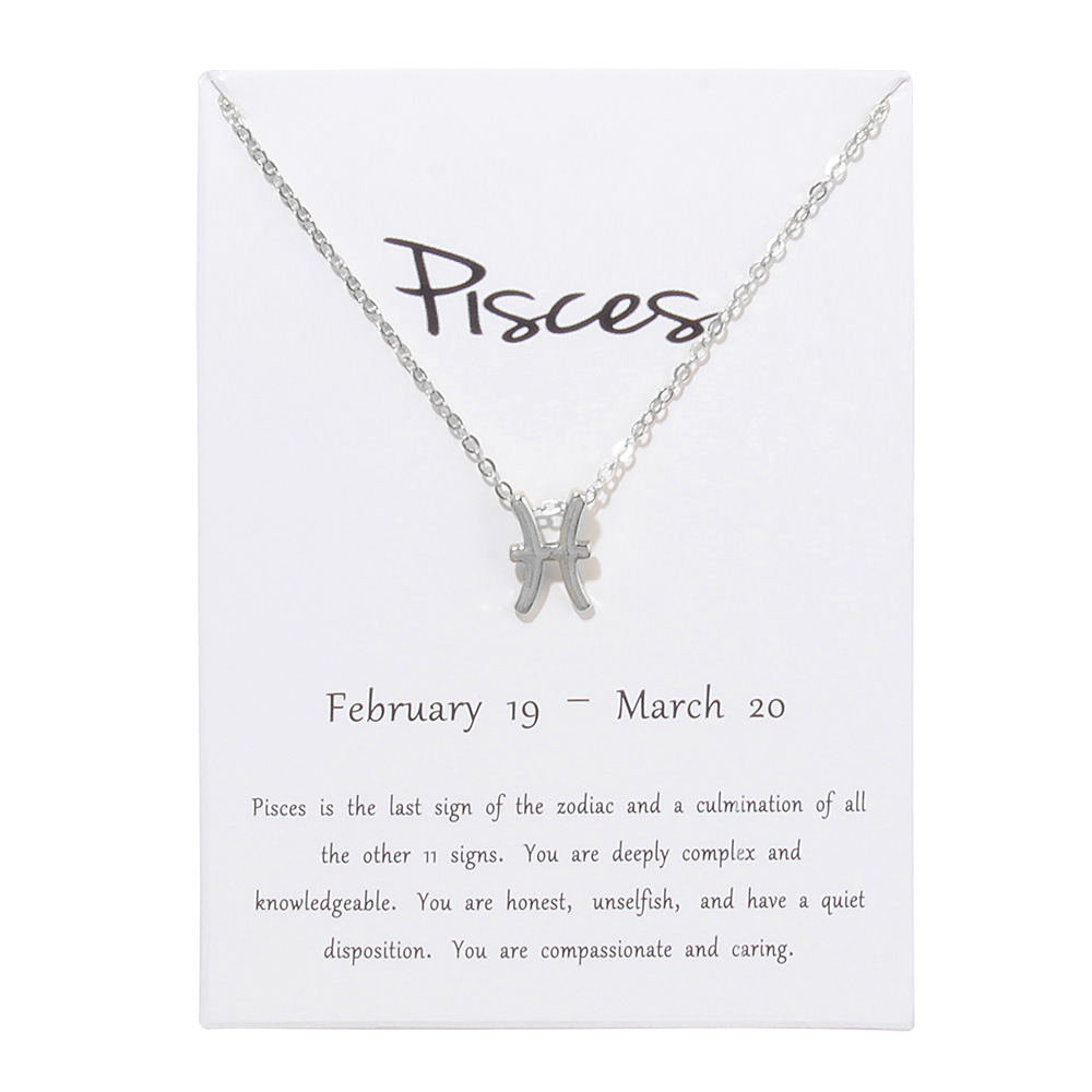 Pisces-silver